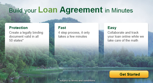 LoanBack Personalize your loan agreement or loan contract – Personal Loan Contracts